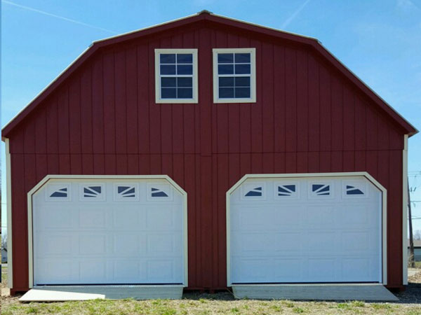 Amish Built Horse Barns