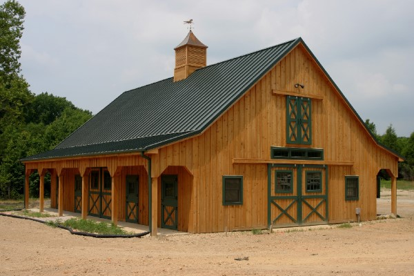 Syracuse Horse Barns Manlius Ny The Amish Structures