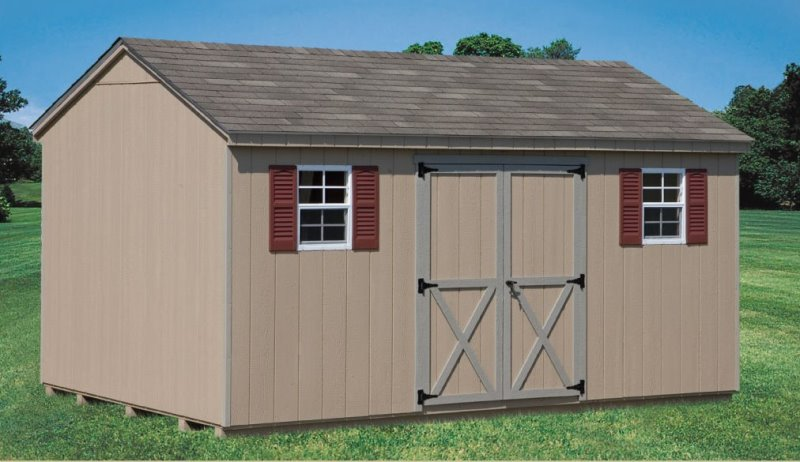 Amish Built Cortland Cabins Horse Barns Garages