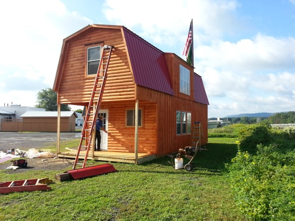 Syracuse Cabins and Amish Homes - Manlius NY - Amish Structures